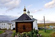 Николо-Троицкий монастырь. Часовня-памятник на месте Покровской церкви - Гороховец - Гороховецкий район - Владимирская область