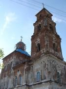 Церковь Спаса Преображения - Батурино - Шадринский район - Курганская область