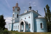 Церковь Стефана (Казанской иконы Божией Матери) - Углянец - Верхнехавский район - Воронежская область