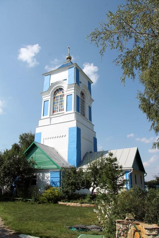 Церковь Вознесения Господня, Избище