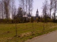 Макариево-Писемский Спасо-Преображенский женский монастырь - Макарий-на-Письме - Буйский район - Костромская область