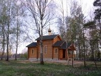 Церковь Ольги равноапостольной - Замыцкое - Темкинский район - Смоленская область