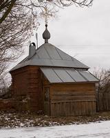 Неизвестная часовня - Хредино - Струго-Красненский район - Псковская область