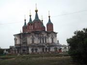 Далматово. Далматовский Успенский мужской монастырь. Церковь иконы Божией Матери
