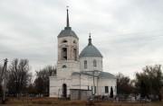 Церковь Димитрия Ростовского - Правая Хава - Верхнехавский район - Воронежская область