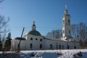Церковь Богоявления Господня - Красный - Истринский район - Московская область