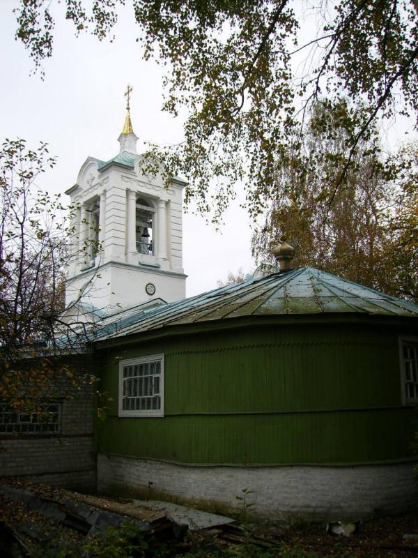 Церковь Свенской иконы Божией Матери в Бежичах, Брянск