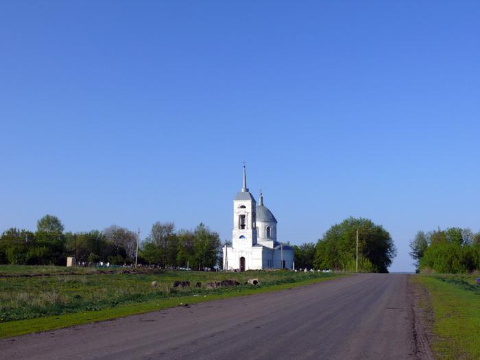 Церкви воронежская область