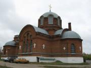 Церковь Воздвижения Креста Господня - Берёзово - Рамонский район - Воронежская область