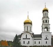 Церковь Уара Мученика - Вёшки - Мытищинский район, г. Долгопрудный - Московская область