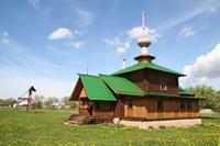 Церковь Иверской иконы Божией Матери - Захново - Печорский район - Псковская область