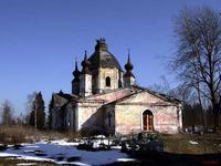 Церковь Георгия Победоносца - Тельбовичи - Боровичский район - Новгородская область