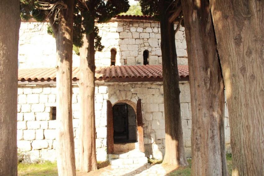 Церковь Ипатия Гагрского, Гагра