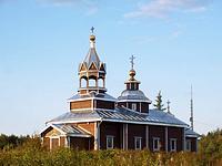 Церковь Спаса Преображения - Молодильно - Хвойнинский район - Новгородская область
