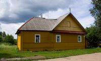 Церковь Николая Чудотворца - Медведь - Шимский район - Новгородская область