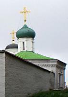 Благовещенский монастырь. Церковь Сергия Радонежского - Нижний Новгород - г. Нижний Новгород - Нижегородская область