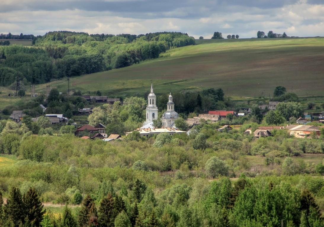 Церковь Петра и Павла, Петровское
