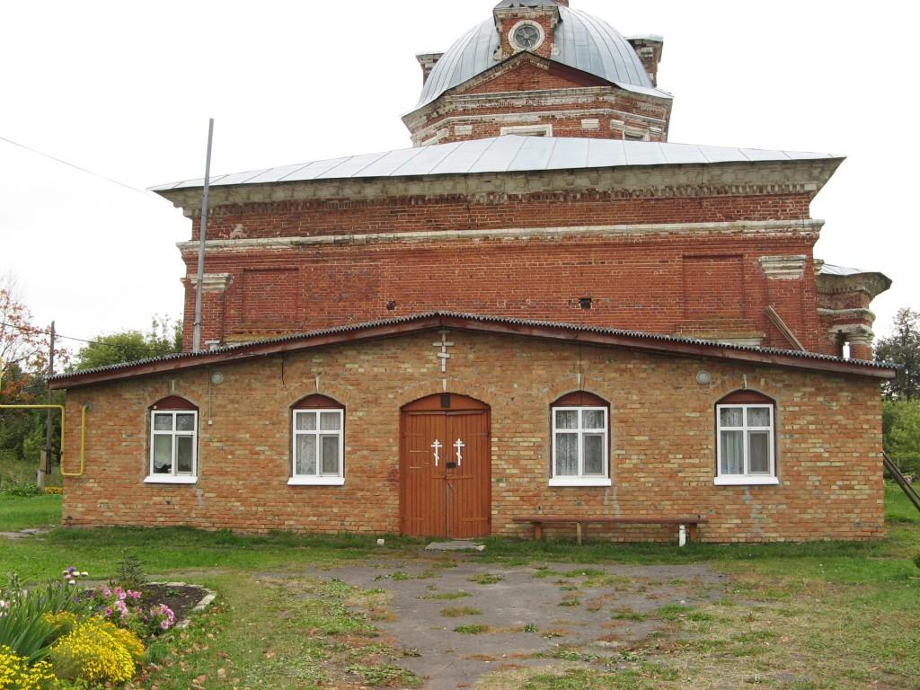 Церковь Александра Невского, Верхнее Талызино