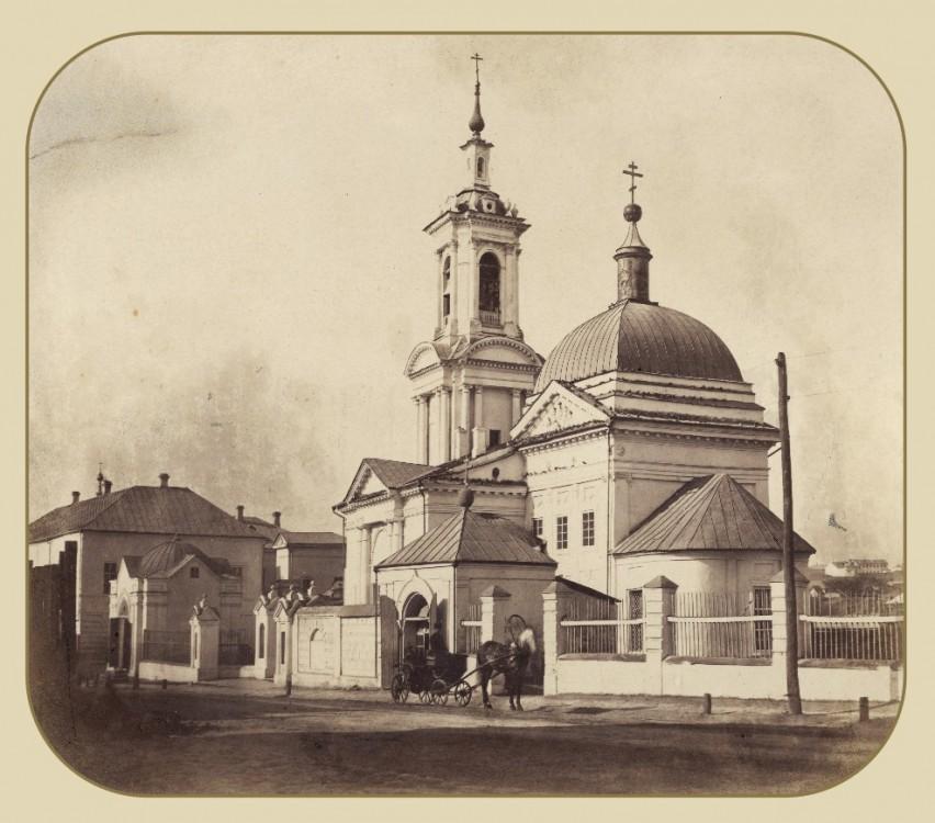 Церковь Спаса Преображения, Орёл