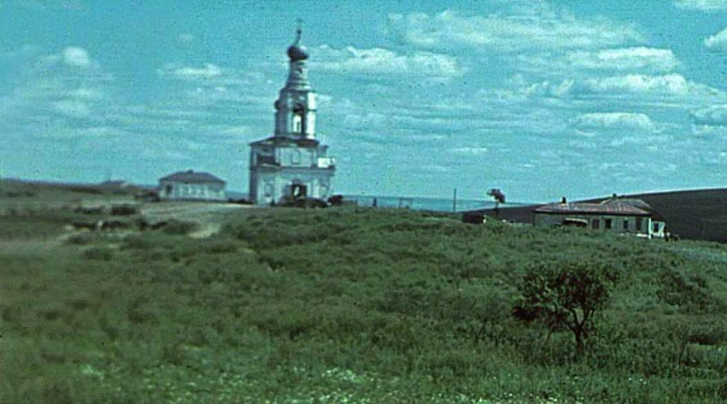 Церковь Воздвижения Креста Господня, Верхние Марки