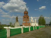 Церковь Троицы Живоначальной - Деяново - Пильнинский район - Нижегородская область