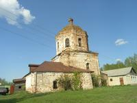 Церковь Казанской иконы Божией Матери - Курмыш - Пильнинский район - Нижегородская область