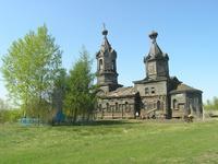 Неизвестная церковь - Калиновка - Пильнинский район - Нижегородская область