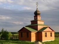 Церковь Рождества Христова - Рождественно - Подольский район - Московская область
