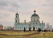 Рязанская область, Рязанский район, Солотча, Церковь Казанской иконы Божией Матери