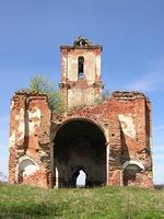 Церковь Троицы Живоначальной - Белая Церковь - Чашникский район - Беларусь, Витебская область