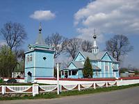 Церковь Параскевы Пятницы - Чернавчицы - Брестский район - Беларусь, Брестская область
