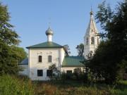 Ярославль. Софии Премудрости Божией в Савине, церковь