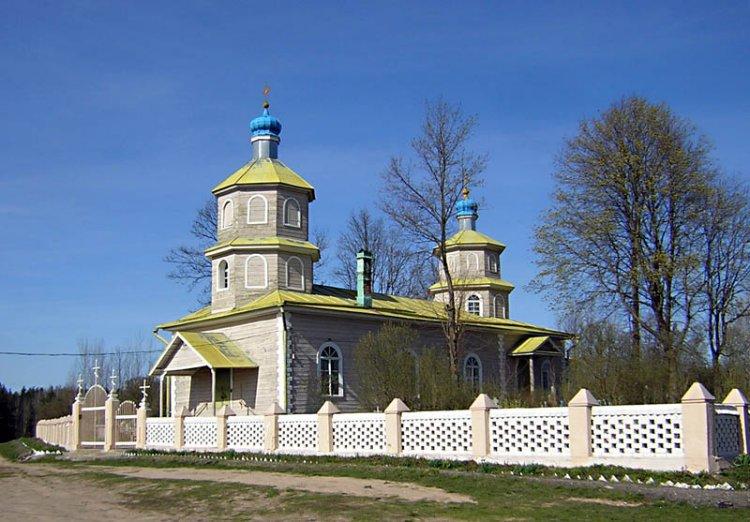 Церковь Рождества Пресвятой Богородицы, Коровск
