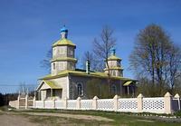 Церковь Рождества Пресвятой Богородицы - Коровск - Пыталовский район - Псковская область