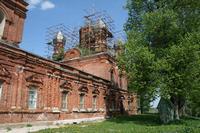 Церковь Всех Святых - Ивановское - Чеховский район - Московская область