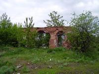 Церковь Троицы Живоначальной - Большая Верейка - Рамонский район - Воронежская область