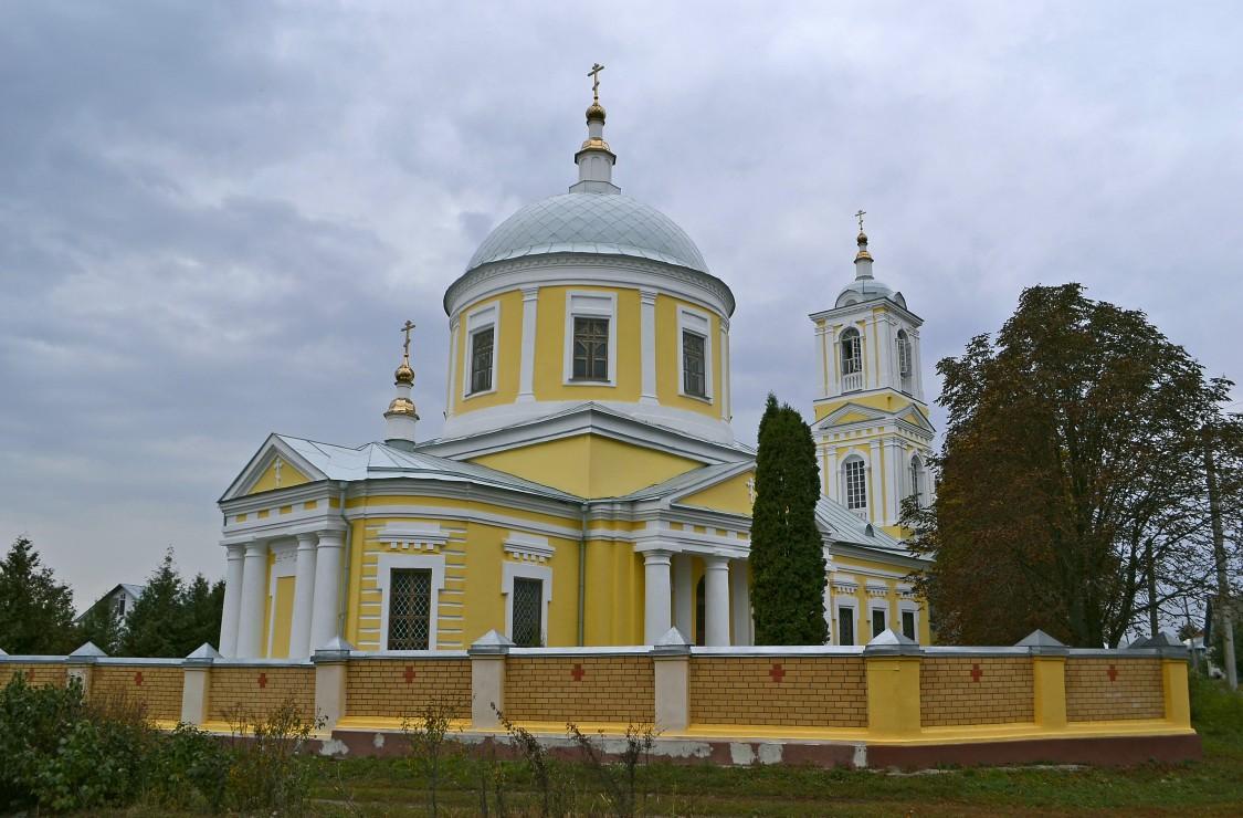 Севский Кресто-Воздвиженский женский Епархиальный монастырь