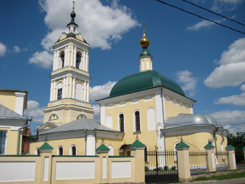 Церковь Пресвятой Троицы (на Репне) в г. Коломна