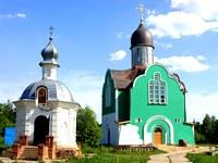 Церковь Матроны Московской - Орёл - г. Орёл - Орловская область