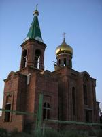 Церковь Рудненской иконы Божией Матери - Началово - Приволжский район - Астраханская область