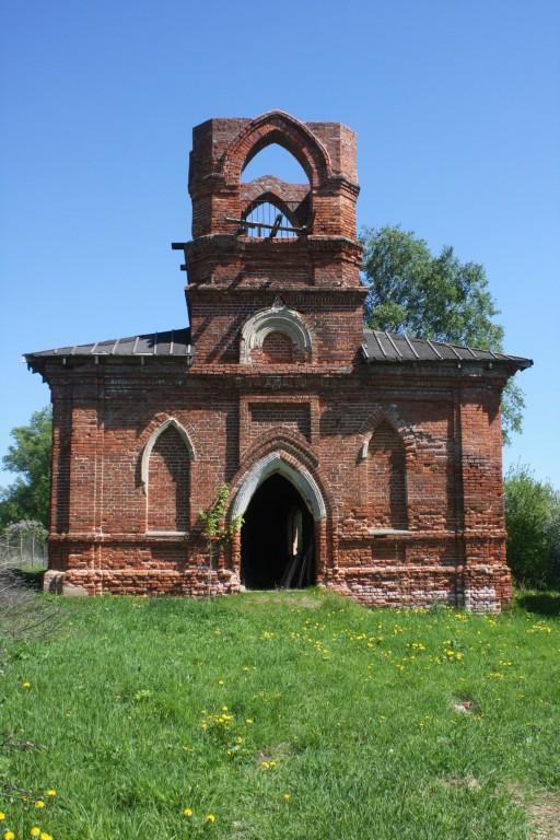 Церковь Успения Пресвятой Богородицы, Глазово