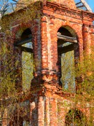 Колокольня церкви Троицы Живоначальной - Дубнево - Переславский район - Ярославская область