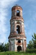 Колокольня церкви Богоявления Господня - Угодичи - Ростовский район - Ярославская область