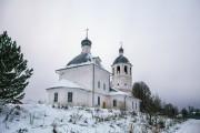 Соломидино. Покрова Пресвятой Богородицы, церковь