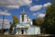Церковь Богоявления Господня - Грызлово - Долгоруковский район - Липецкая область