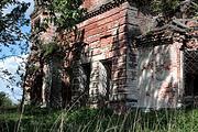 Церковь Смоленской иконы Божией Матери - Лучинское (при р. Рыбинке) - Переславский район - Ярославская область