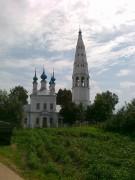 Церковь Михаила Архангела - Михайловское - Фурмановский район - Ивановская область