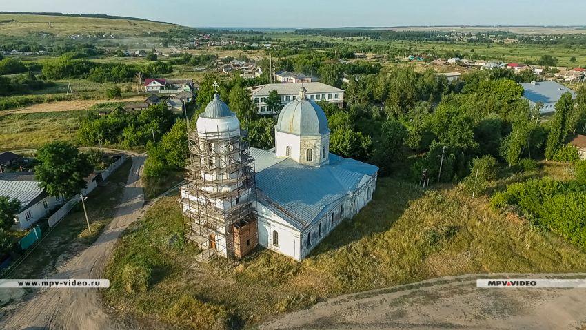 Церковь Рождества Пресвятой Богородицы, Шестаково
