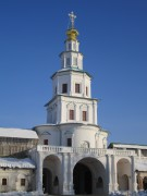 Новоиерусалимский монастырь. Надвратная церковь Входа Господня в Иерусалим - Истра - Истринский район - Московская область
