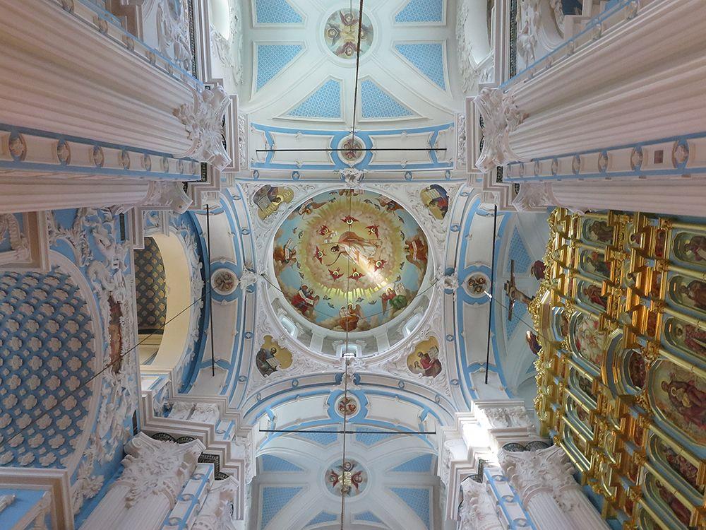 Новоиерусалимский монастырь. Собор Воскресения Христова, Истра